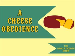 Cheese Obedience