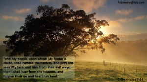 2Chron7_14 Humble:Pray