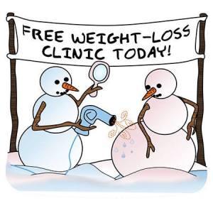 Snowman Diet