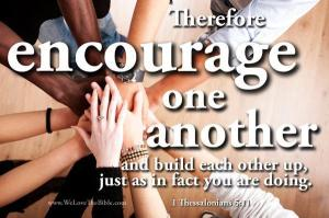 Build each other up