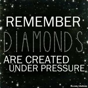 *Diamond