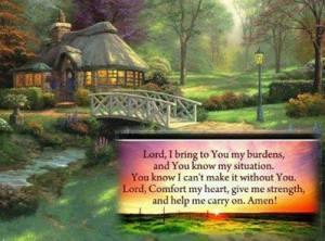 Prayer 4 Strength