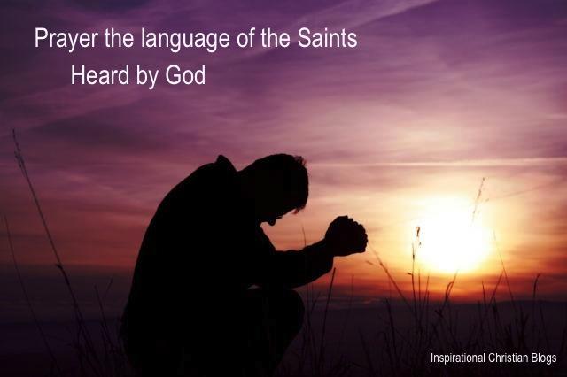 Prayer:language of the saints