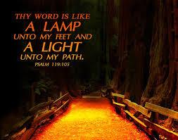 *Light on Path