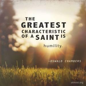 Humility:Chambers