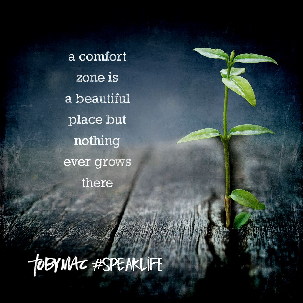 Comfort zone inspirational christian blogs for Confort zone