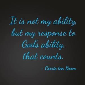 *God's Ability