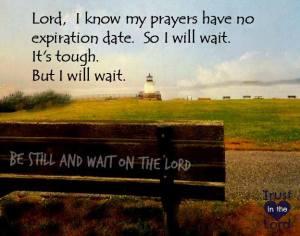 *Prayers