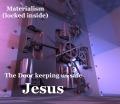 lock-away-materialism-jesus