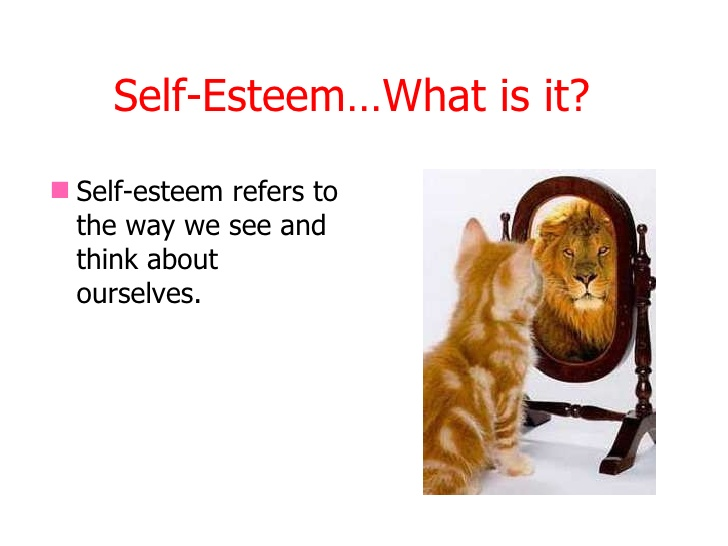 a study on self esteem and its implications Relationship-contingent self-esteem and the ups and downs of romantic  of their implications for self-worth  optimal self-esteem (and its origins).